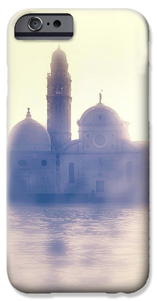 Religious iPhone Cases - San Michele iPhone Case by Joana Kruse