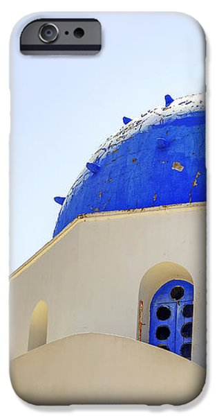 Santorini iPhone Case by Joana Kruse
