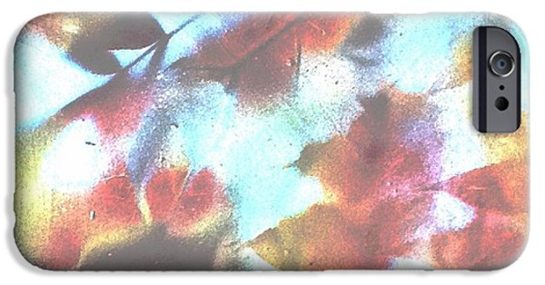 A Hot Summer Day iPhone Cases - Sat Under The Tree iPhone Case by Sarah  Rachel
