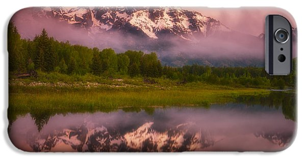 Foggy iPhone Cases - Schwabacher Sweets iPhone Case by Darren  White