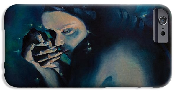 Astral iPhone Cases - Scorpio iPhone Case by Dorina  Costras