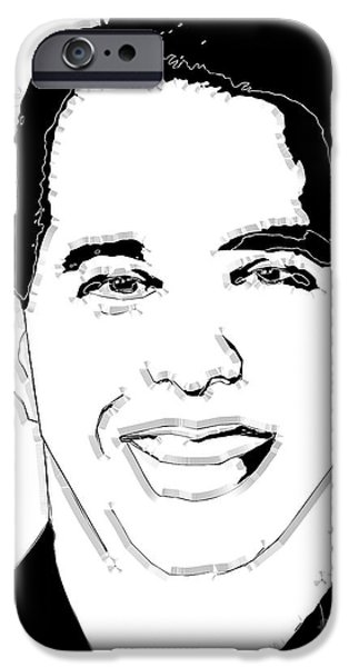 President iPhone Cases - Scott Walker President iPhone Case by Dalon Ryan