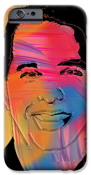 President iPhone Cases - Scott Walker President Poster iPhone Case by Dalon Ryan