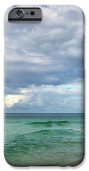 Sea and Sky - Florida iPhone Case by Sandy Keeton