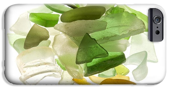 Waste iPhone Cases - Sea glass iPhone Case by Fabrizio Troiani