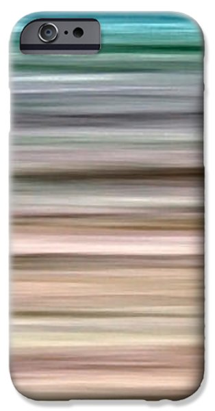 sea movement iPhone Case by Stylianos Kleanthous