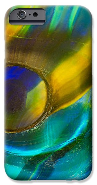 Seaweed Creature iPhone Case by Omaste Witkowski