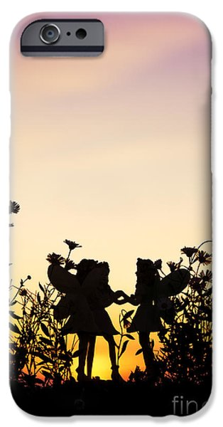 Innocence iPhone Cases - Secret Sunrise iPhone Case by Tim Gainey