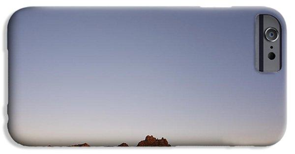 Sedona iPhone Cases - Sedona Landscape XVII iPhone Case by David Gordon