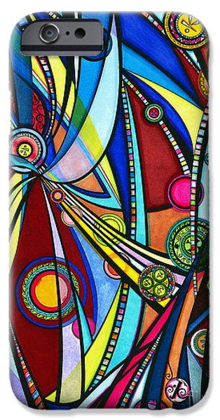 Pcc iPhone Cases - Sensual  iPhone Case by Joey Gonzalez