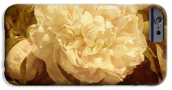 Botanical iPhone Cases - Sentimental Lady iPhone Case by ArtissiMo Photography