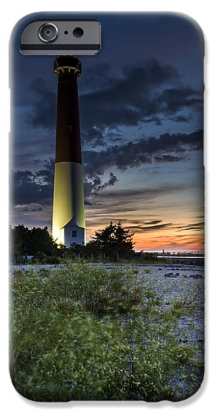 Jersey Shore iPhone Cases - Sentinel of the Dunes iPhone Case by Rick Berk