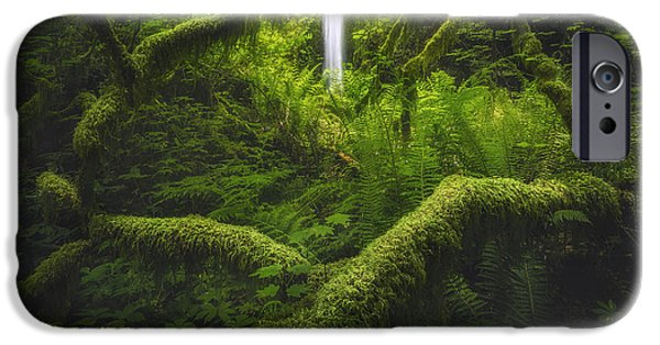 River iPhone Cases - Serenity iPhone Case by Peter Coskun