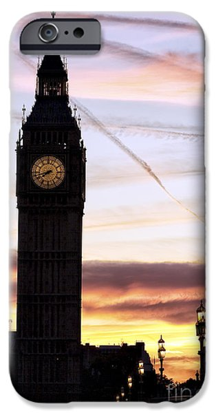 Shades of London iPhone Case by John Rizzuto