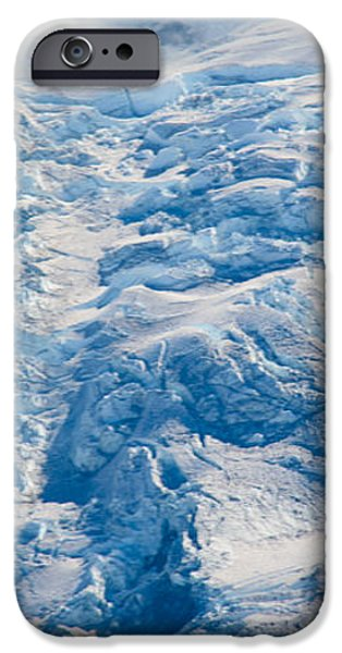 Sheets iPhone Cases - Sheets of Ice iPhone Case by Roger Reeves  and Terrie Heslop