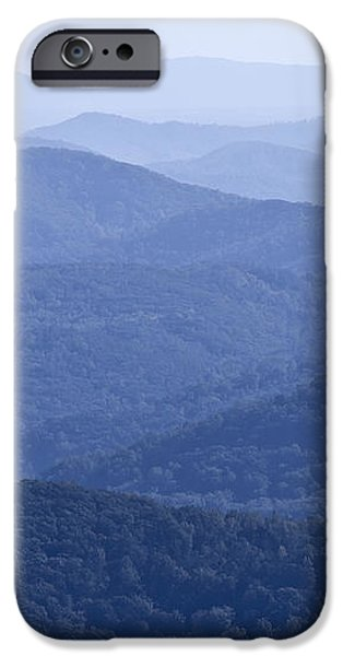 Shenandoah Mountains iPhone Case by Pierre Leclerc Photography