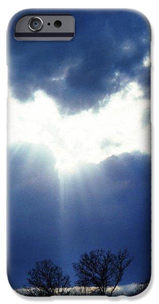 Shining Glory iPhone Case by Thomas R Fletcher