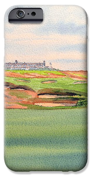 Shinnecock Hills Golf Course iPhone Case by Bill Holkham