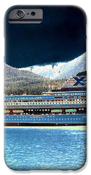 Shipshape 10 iPhone Case by Will Borden