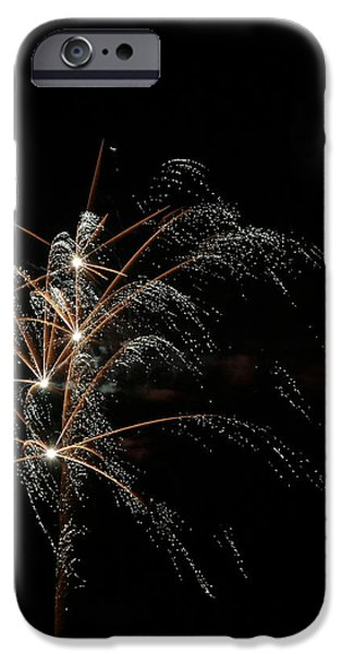 Shooting Stars iPhone Case by Phill  Doherty