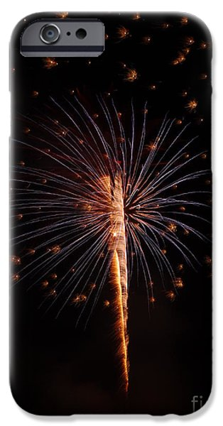 Recently Sold -  - Fourth Of July iPhone Cases - Shopiere Days Fireworks iPhone Case by Viviana  Nadowski
