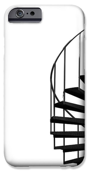 Side Entrance iPhone Case by Evelina Kremsdorf