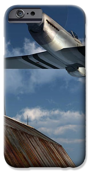 Sightseeing iPhone Case by Richard Rizzo