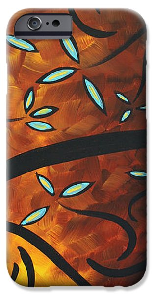 Rust iPhone Cases - Simply Glorious 3 by MADART iPhone Case by Megan Duncanson