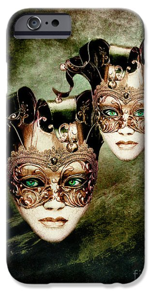 Sisters iPhone Case by Photodream Art