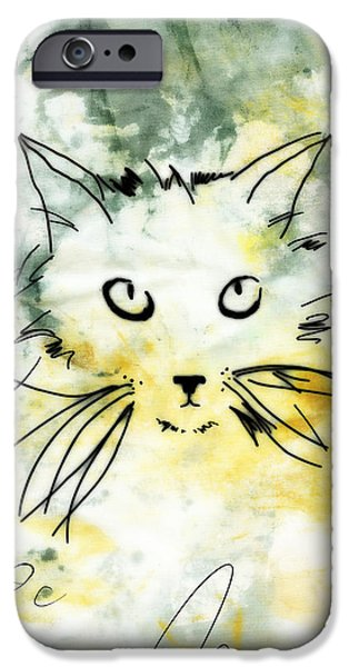 Ann Powell iPhone Cases - Slim iPhone Case by Ann Powell