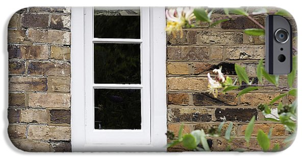 Ledge iPhone Cases - Small Window iPhone Case by Pamela Reynolds