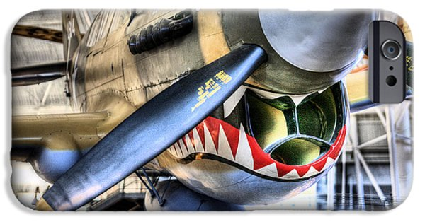 Smithsonian iPhone Cases - Smithsonian Air and Space iPhone Case by JC Findley
