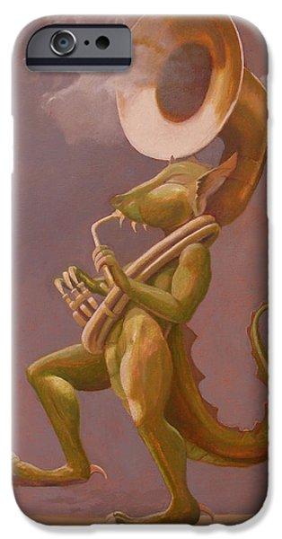 Recently Sold -  - Leonard Filgate iPhone Cases - Smoke and Dragons iPhone Case by Leonard Filgate