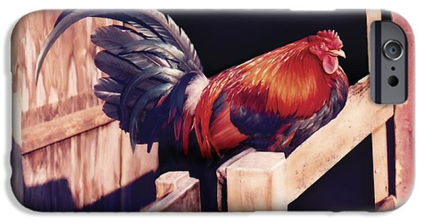 Bhymer iPhone Cases - Snooze Alarm iPhone Case by Barbara Hymer