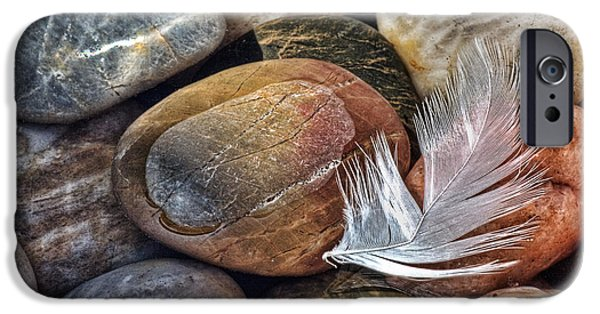 Concept Photographs iPhone Cases - Soft Landing iPhone Case by John Edwards