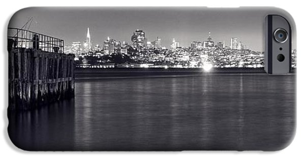 Sausalito iPhone Cases - Something I dreamed last night iPhone Case by Peter Thoeny