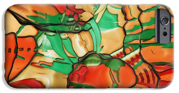 Autographed Digital iPhone Cases -  Somewhere in Mexico iPhone Case by RSVPalmer