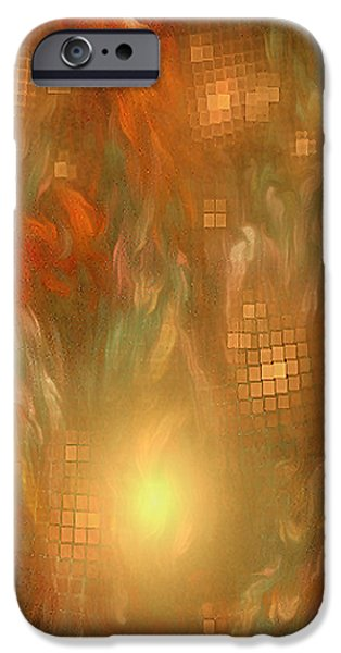Concept Digital Art iPhone Cases - Soulistic art - Released soul by RGiada iPhone Case by Giada Rossi