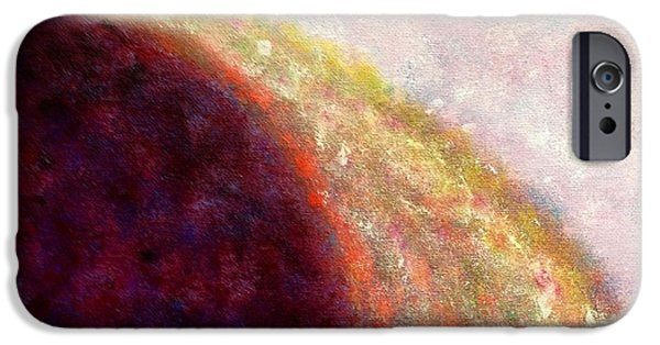 Pathway iPhone Cases - Souls Pathway  iPhone Case by Emma Farrow