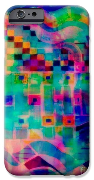 South Beach iPhone Case by WBK