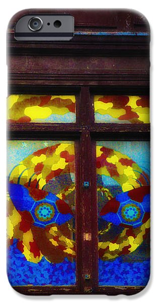 South Street Window iPhone Case by Bill Cannon