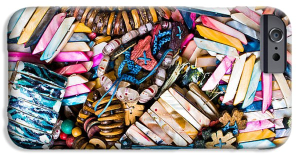 Abstract Fashion Art iPhone Cases - Souvenir accessories iPhone Case by Tom Gowanlock
