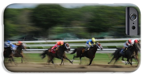 Racing iPhone Cases - Speed iPhone Case by Cyril Furlan