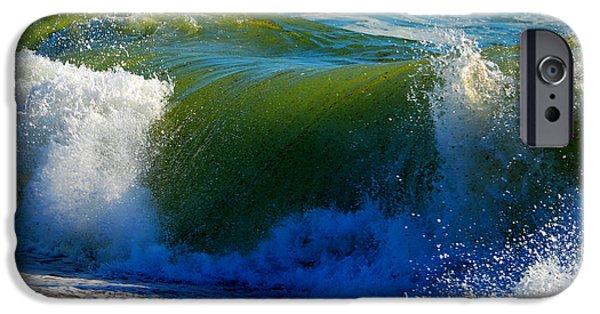 Marine iPhone Cases - Spellbound iPhone Case by Dianne Cowen