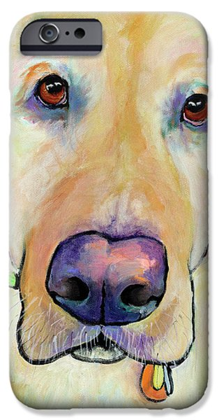Northern Colorado iPhone Cases - Spenser iPhone Case by Pat Saunders-White