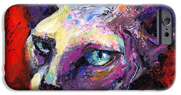 Surrealism Drawings iPhone Cases - Sphynx sphinx cat painting  iPhone Case by Svetlana Novikova