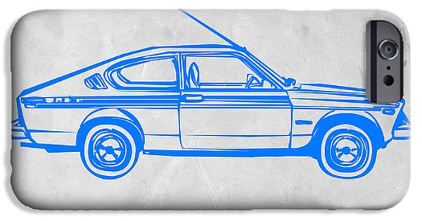 Concept iPhone Cases - Sports Car iPhone Case by Naxart Studio