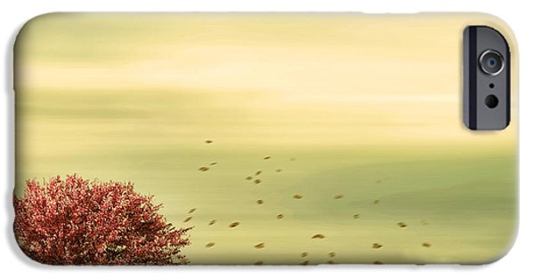 Cherry Blossoms iPhone Cases - Spring iPhone Case by Lourry Legarde