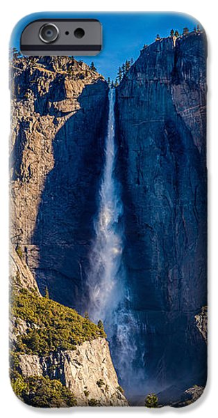 Morning iPhone Cases - Spring Water iPhone Case by Az Jackson