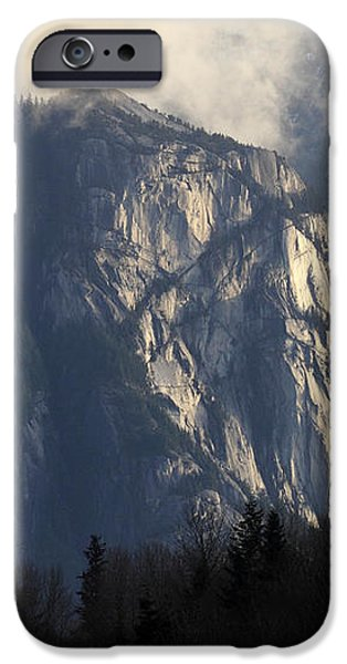 Squamish Chief monolith  iPhone Case by Pierre Leclerc Photography